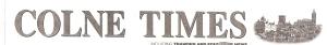 Colne Times Title - 17 Dec 2004