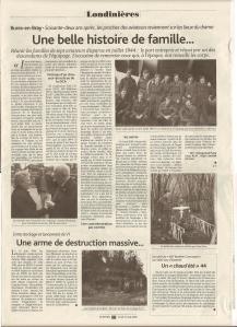 Le Reveil Inside - 11 May 2006