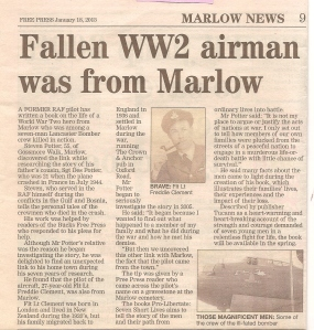 Marlow Free Press - 18 Jan 2013