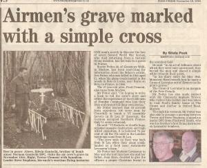 Marlow Free Press - 18 Nov 2005