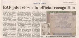 Marlow Free Press - 2 Aug 2013