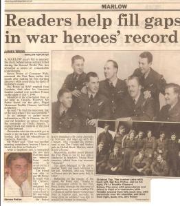 Marlow Free Press - 21 Jan 2005