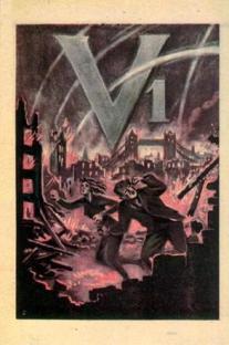 German V1 Propaganda Leaflet